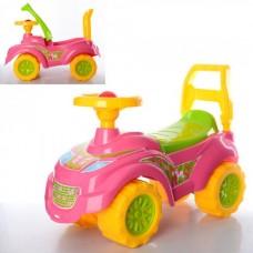 Автомобиль для прогулок Принцесса ТехноК  арт.0793