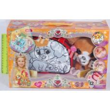 Набор креативного творчества сумочка с собачкой