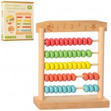 Деревянная игрушка Счета