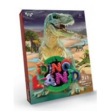 """Креативная творчество """"Dino Land"""" 7 в 1"""