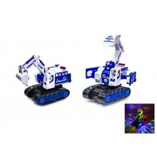 Робот - экскаватор